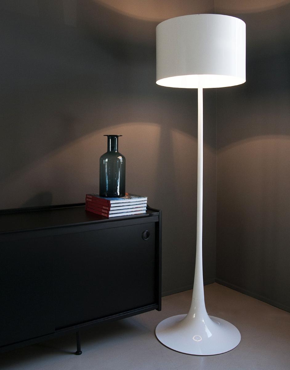 Lampade a terra design in luce for Lampade di design