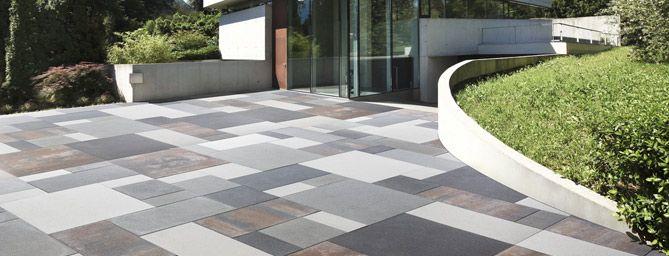 Masselli e lastre per pavimentazioni design in luce for Design personalizzato del pavimento