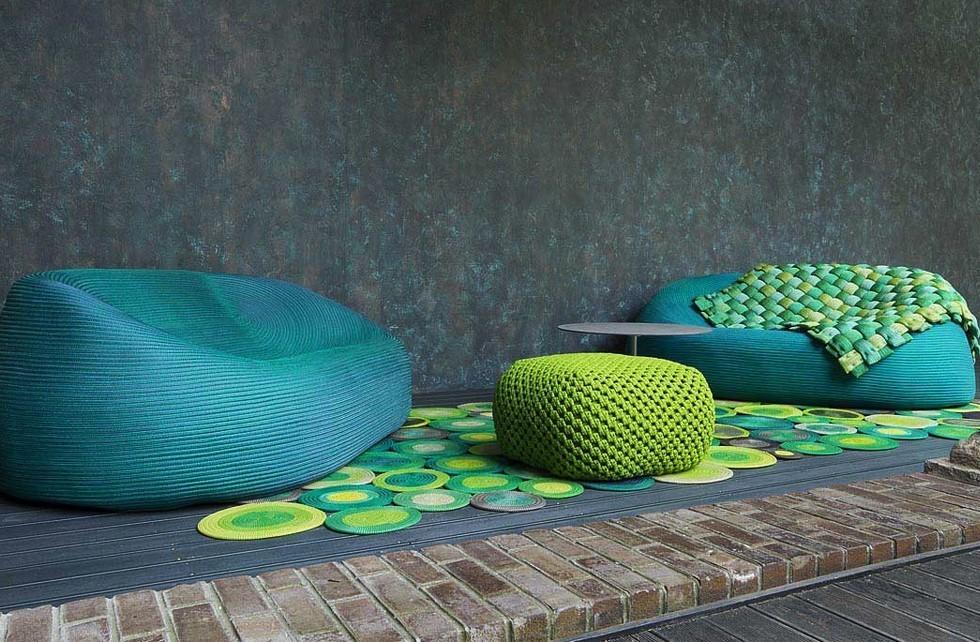 Paola lenti design in luce for Paola lenti